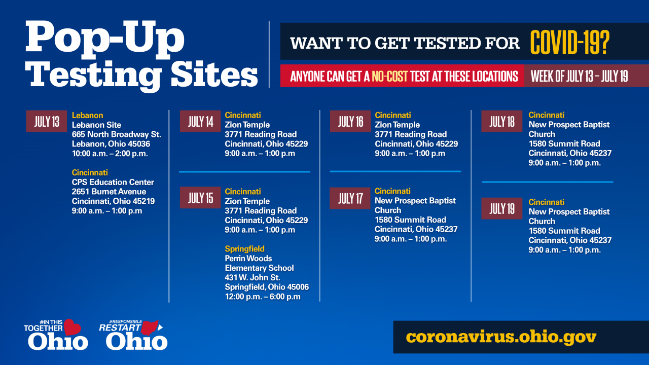 list of pop up testing sites 7/13.png