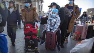 Coronavirus death toll exceeds 100 in China as infectionsskyrocket