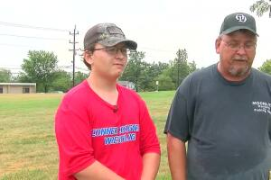 Meet the teen who helped save classmate from alleged kidnapping