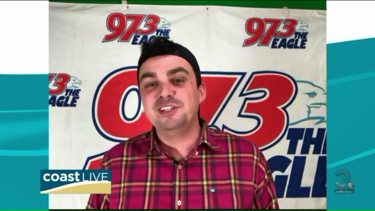 Coop has the country music scoop live from 97.3 The Eagle on CoastLive