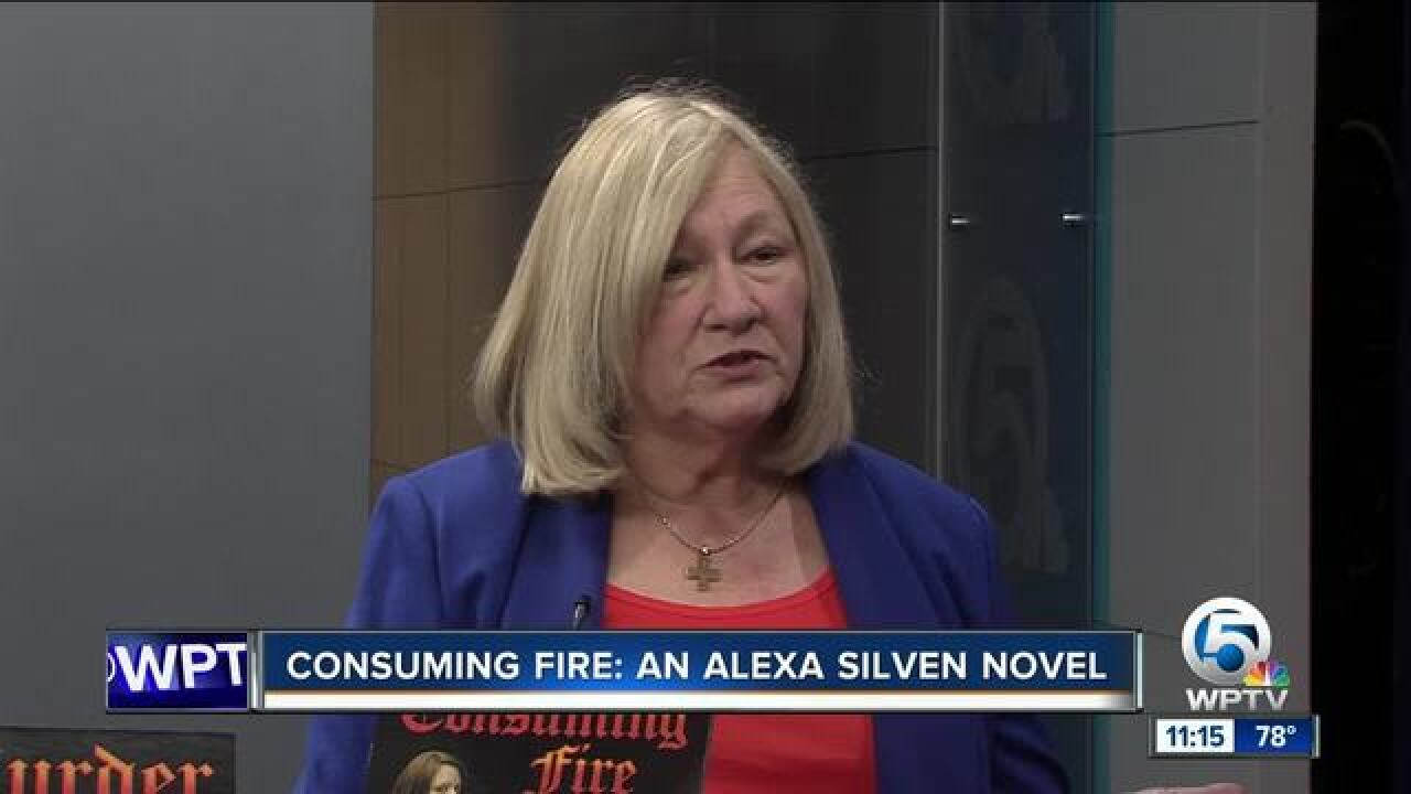 West Palm Beach native authors new book