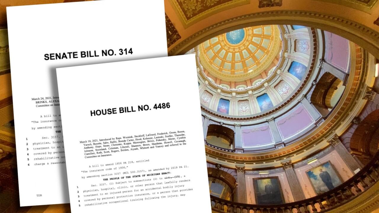 No Fault Auto Law at Capitol
