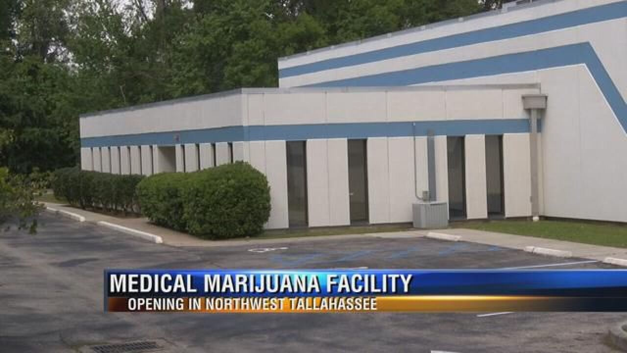 New Medical Marijuana Facility to Open in Northwest Tallahassee