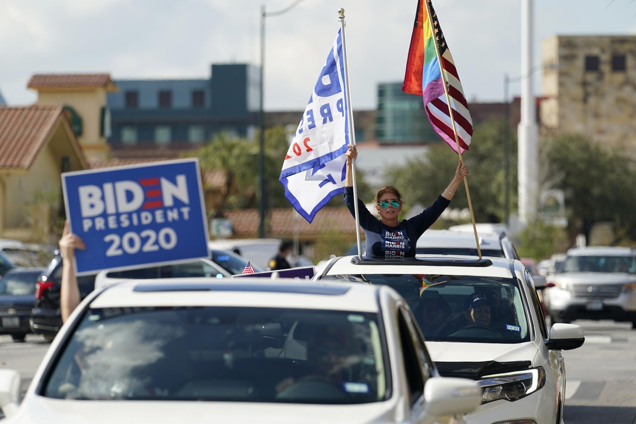 Election 2020 San Antonio