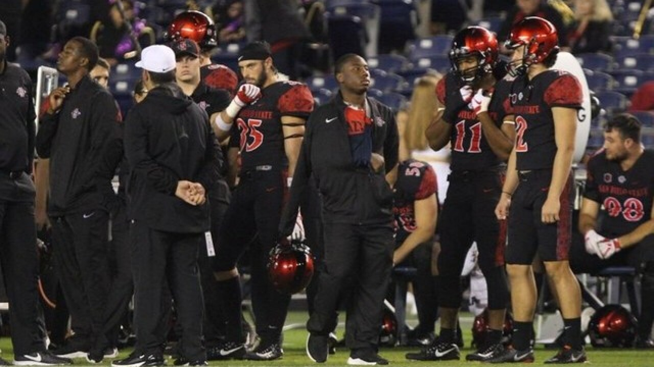 Star SDSU running back sidelined six weeks with injury