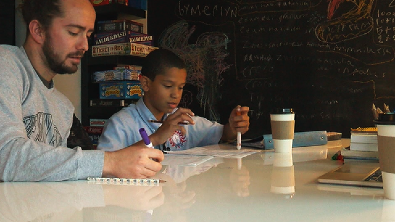 Bakery offers free tutoring space for local kids