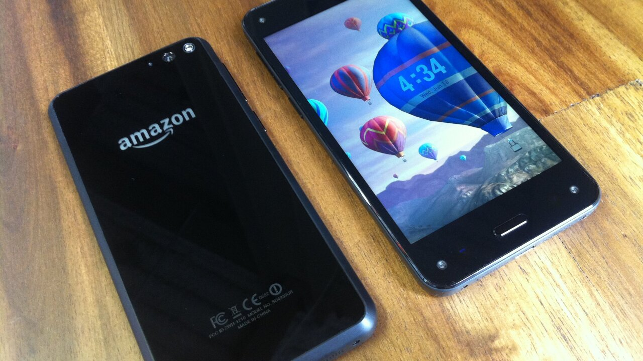 Amazon Fire phone makes it easy to buy stuff — from Amazon