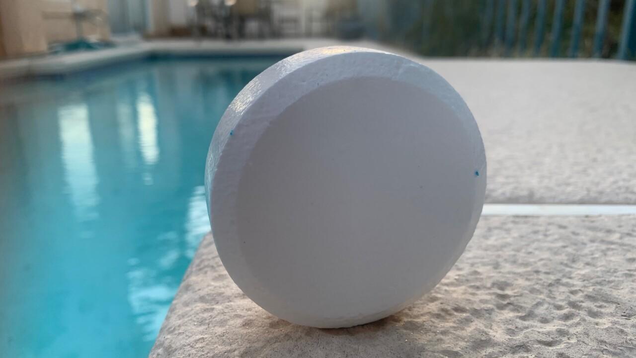 Nationwide chlorine shortage could put damper on Las Vegas pool season