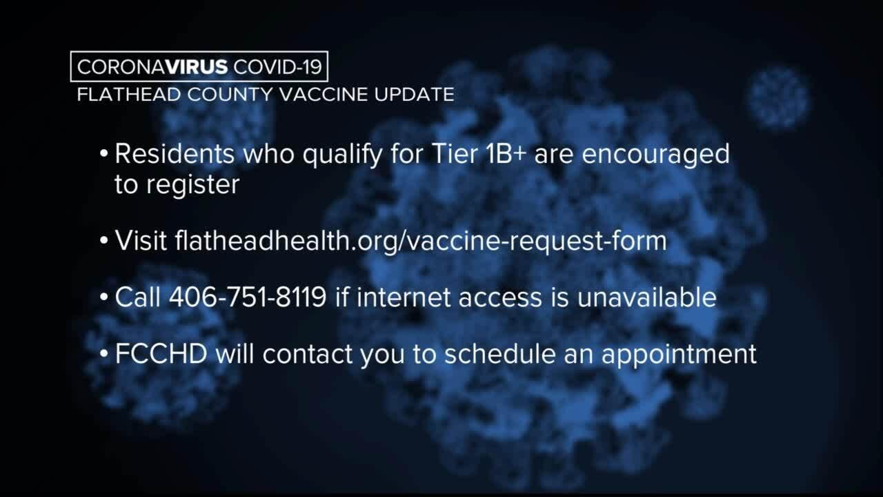 Flathead County COVID-19 Vaccine Update
