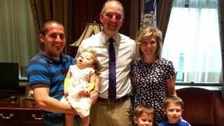 Bazar family continues to fight for mandatory Krabbe testing in newborns