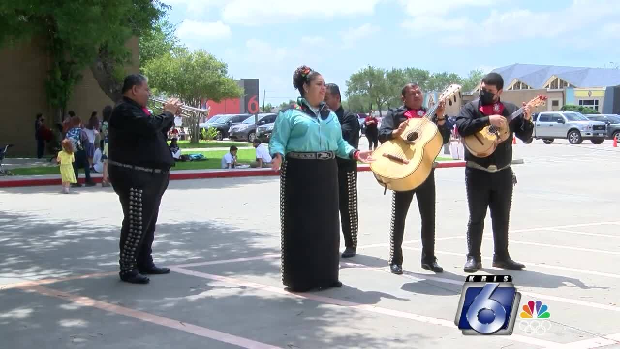 Families celebrate Mother's Day at OLPH Academy picnic