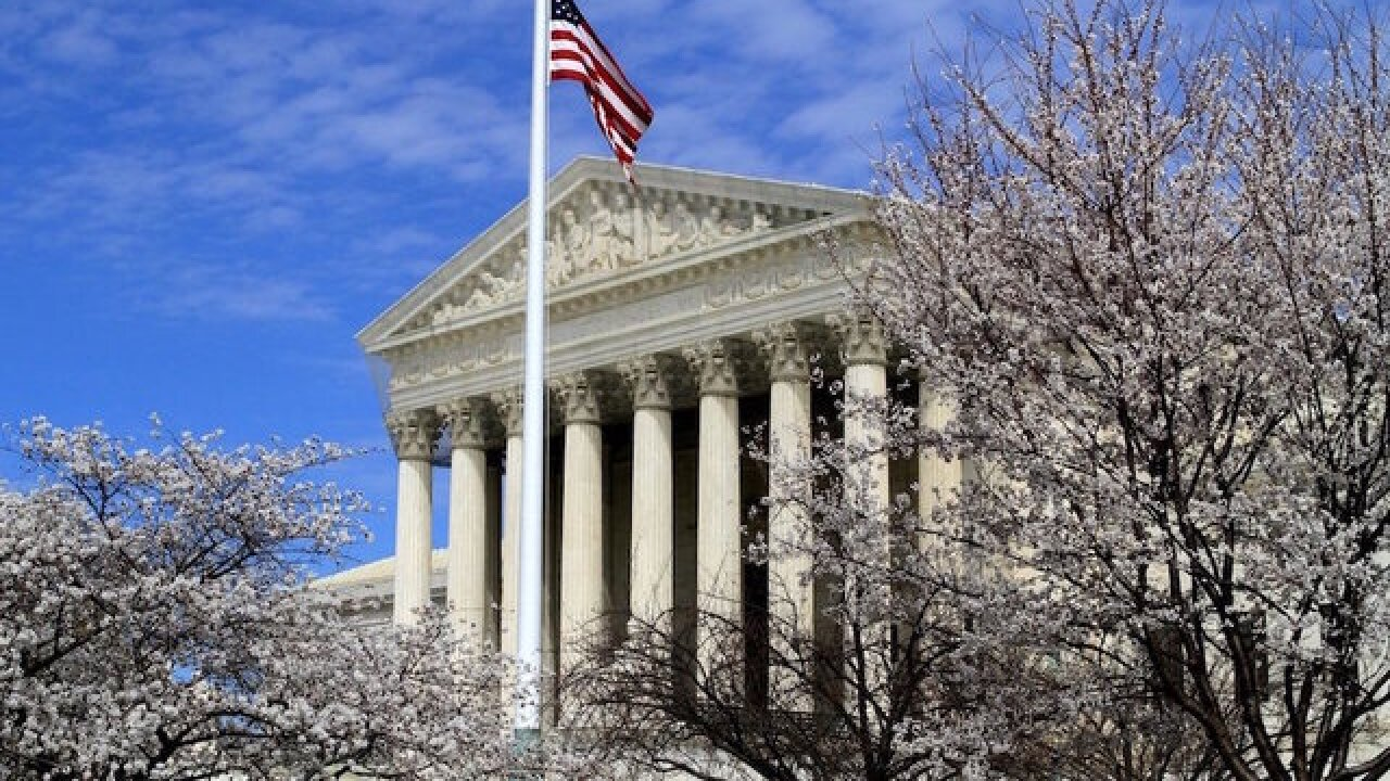 Gerrymandering case hits Supreme Court