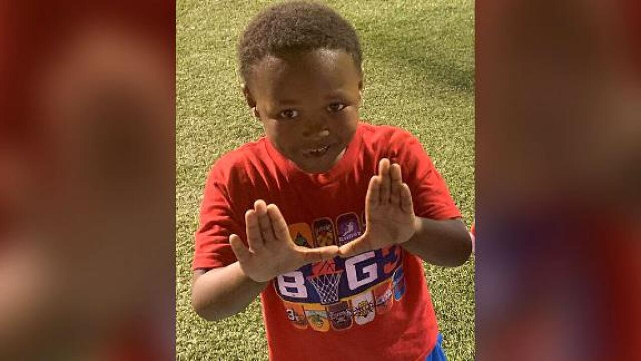 5-year-old Alabama boy shot and killed when family got into fight, police say