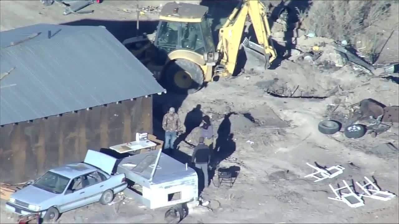 Conejos County human remains found_Nov. 18 2020