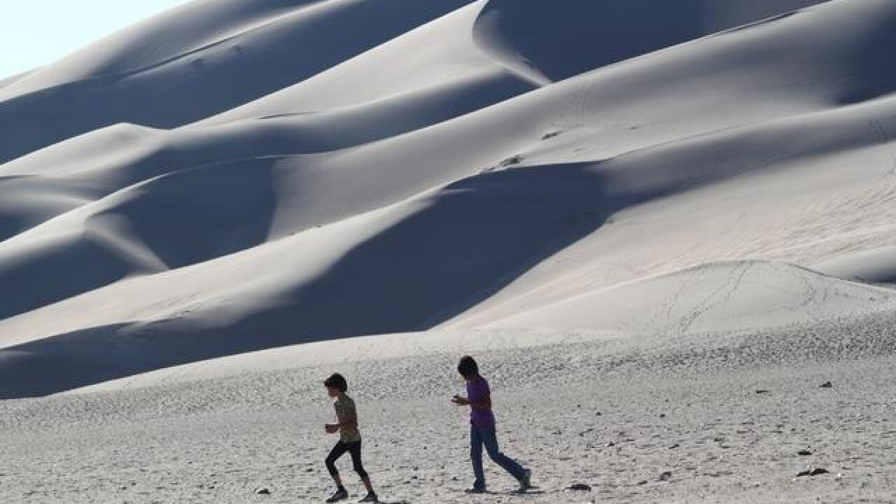 Govt. buying more land for Sand Dunes Natl. Park