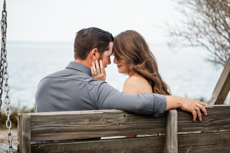 Stephanie Crofton Honeymoon Island State Park Darin Crofton Photography 1.jpg