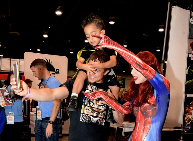 PHOTOS: 2018 Amazing Comic Con in Las Vegas