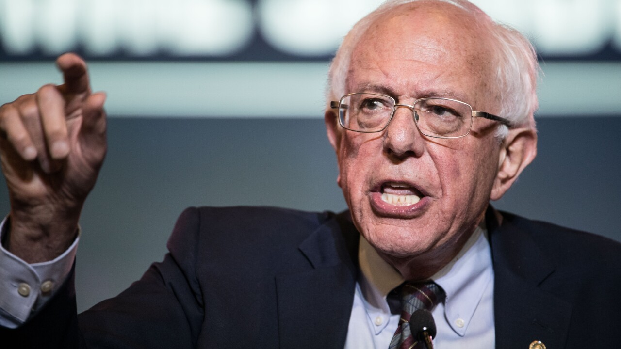 Bernie Sanders to unveil plan to cancel all student loan debt