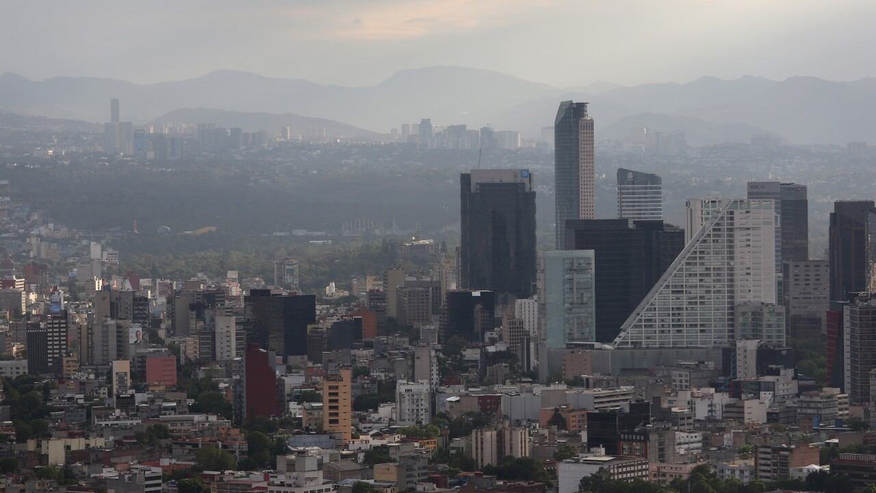 Mexico City, Mexico, getty images