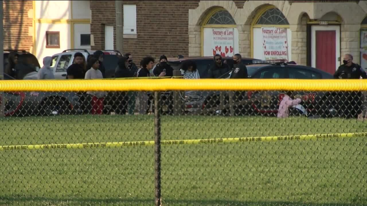 Sherman Park shooting