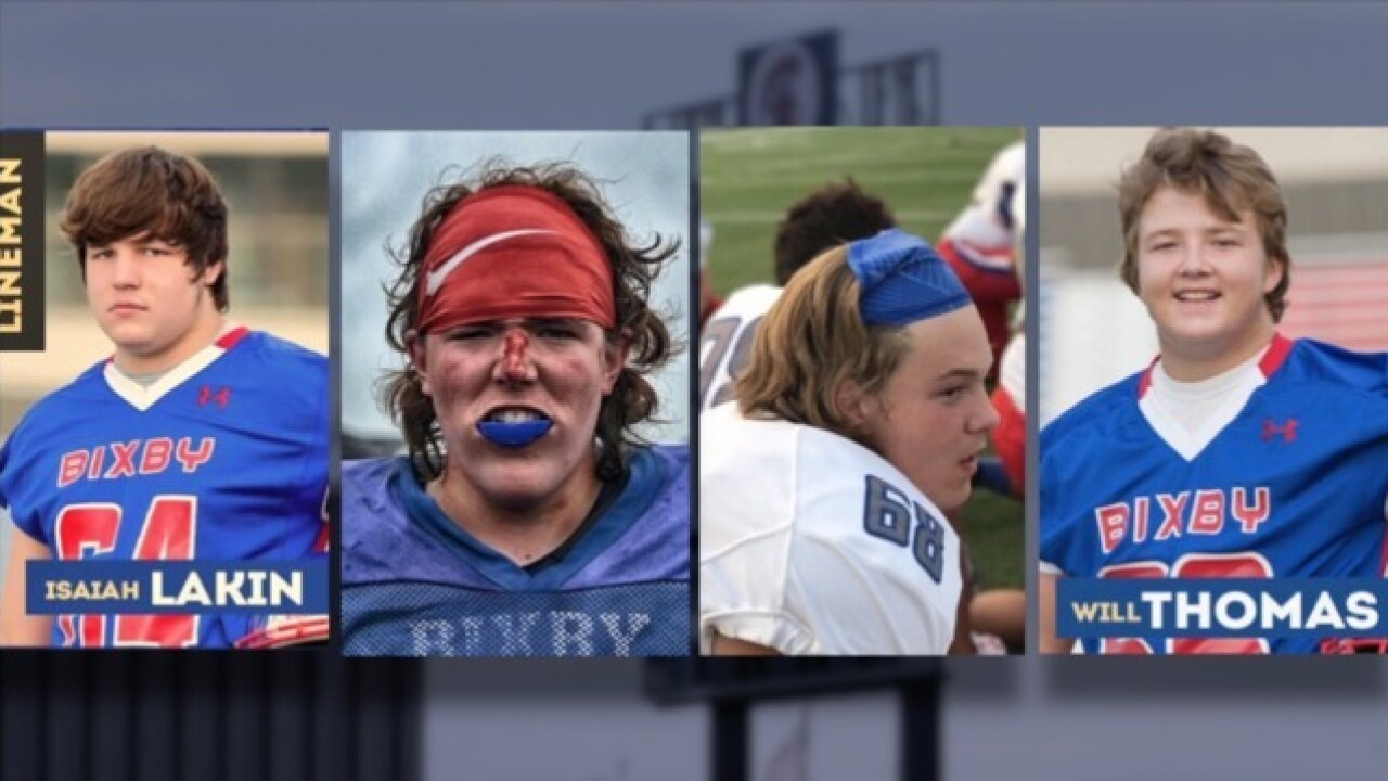 Union Public Schools: Accused Bixby rapist will not participate on football team