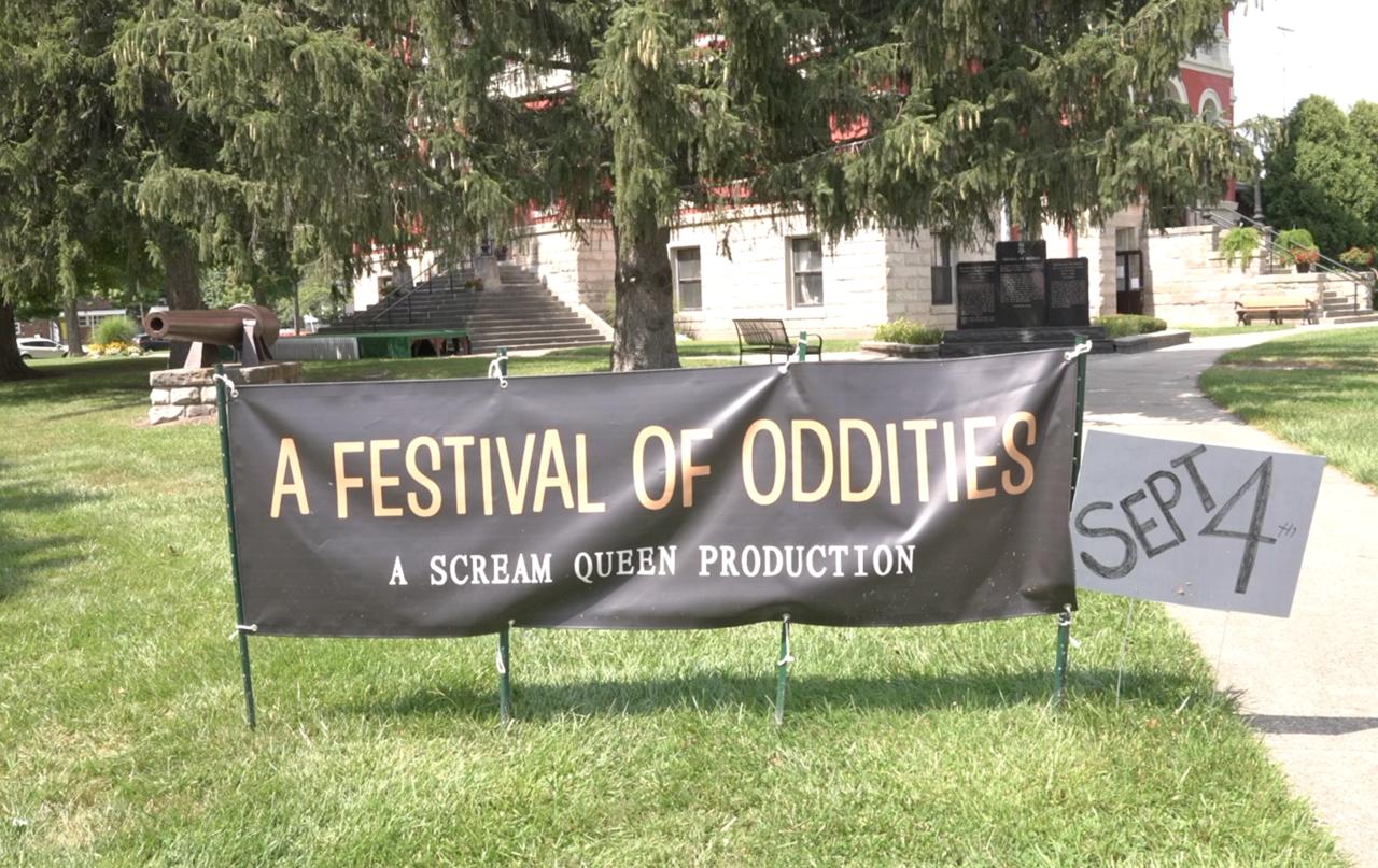 Festival of Oddities