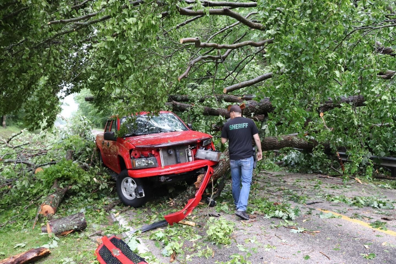 Owen County damage