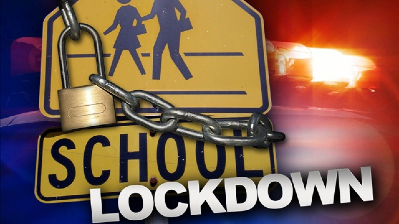 Police pursuit forces lockdowns at elementary schools in Provo