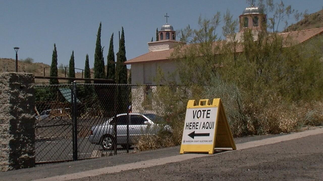 Voting in Arizona