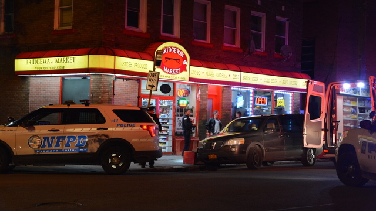 Niagara Falls store owner dies after robbery
