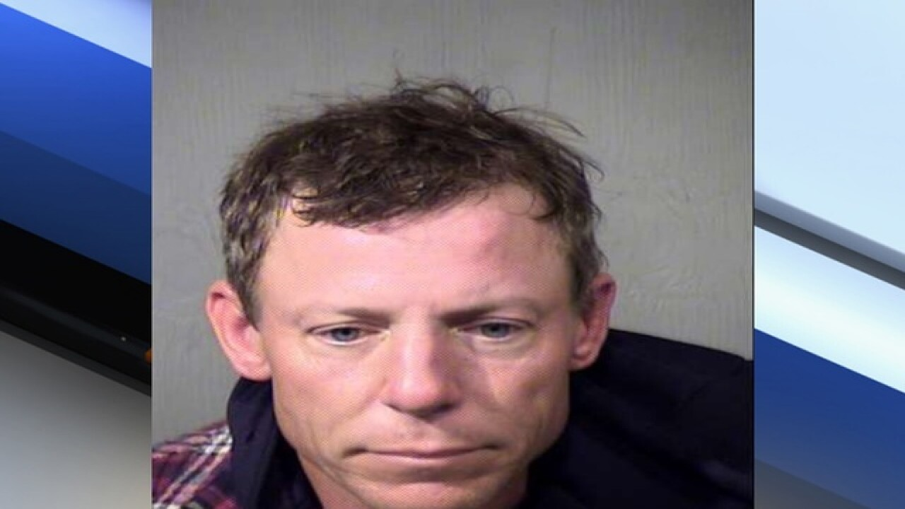 PD: Stranger found sleeping in woman's home