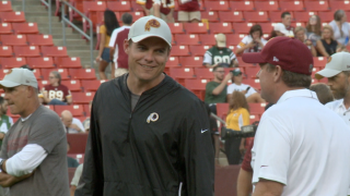 Redskins promote Kevin O'Connell to Offensive Coordinator, retain defensive line coach JimTomsula