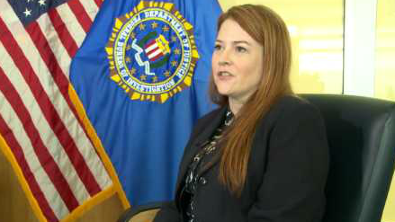 Local FBI victim specialist speaks to News 3 about her role in the community