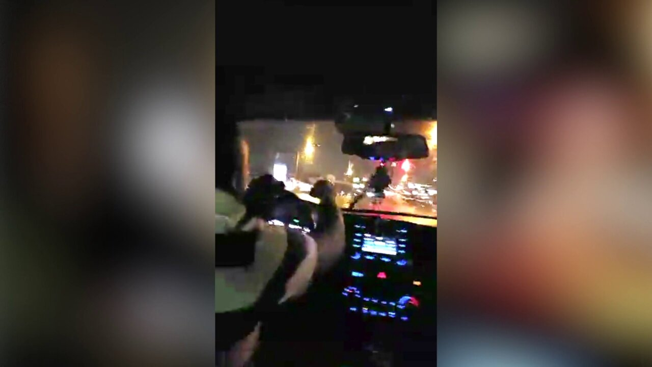 Self-defense instructor gives safety tips after 'nightmare' Uber ride