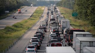 Labor Day traffic: These are the worst days and times to be on the road
