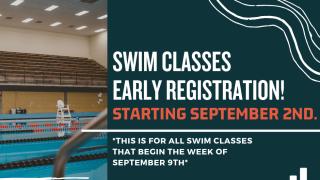 Swim Classes registration