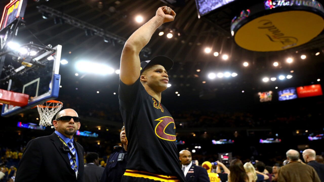 Richard Jefferson retires after Championship win