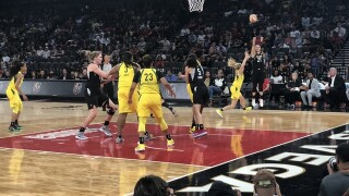PHOTO GALLERY: Las Vegas Aces 2018 season