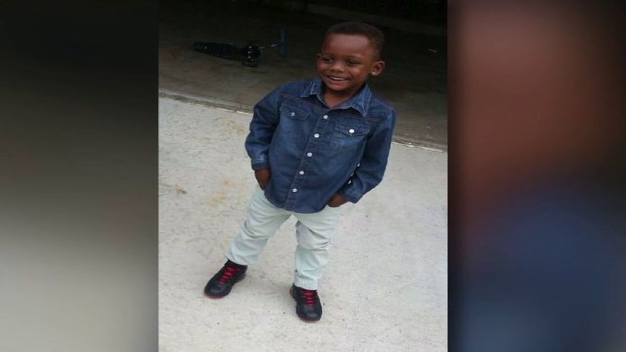 Vigil held at Mission Bay for 4-year-old