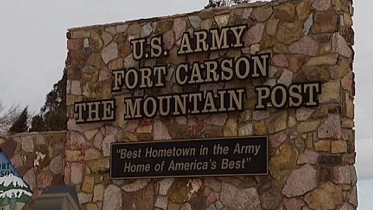 Welcome home Fort Carson soldiers!