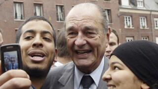 France Obit Chirac