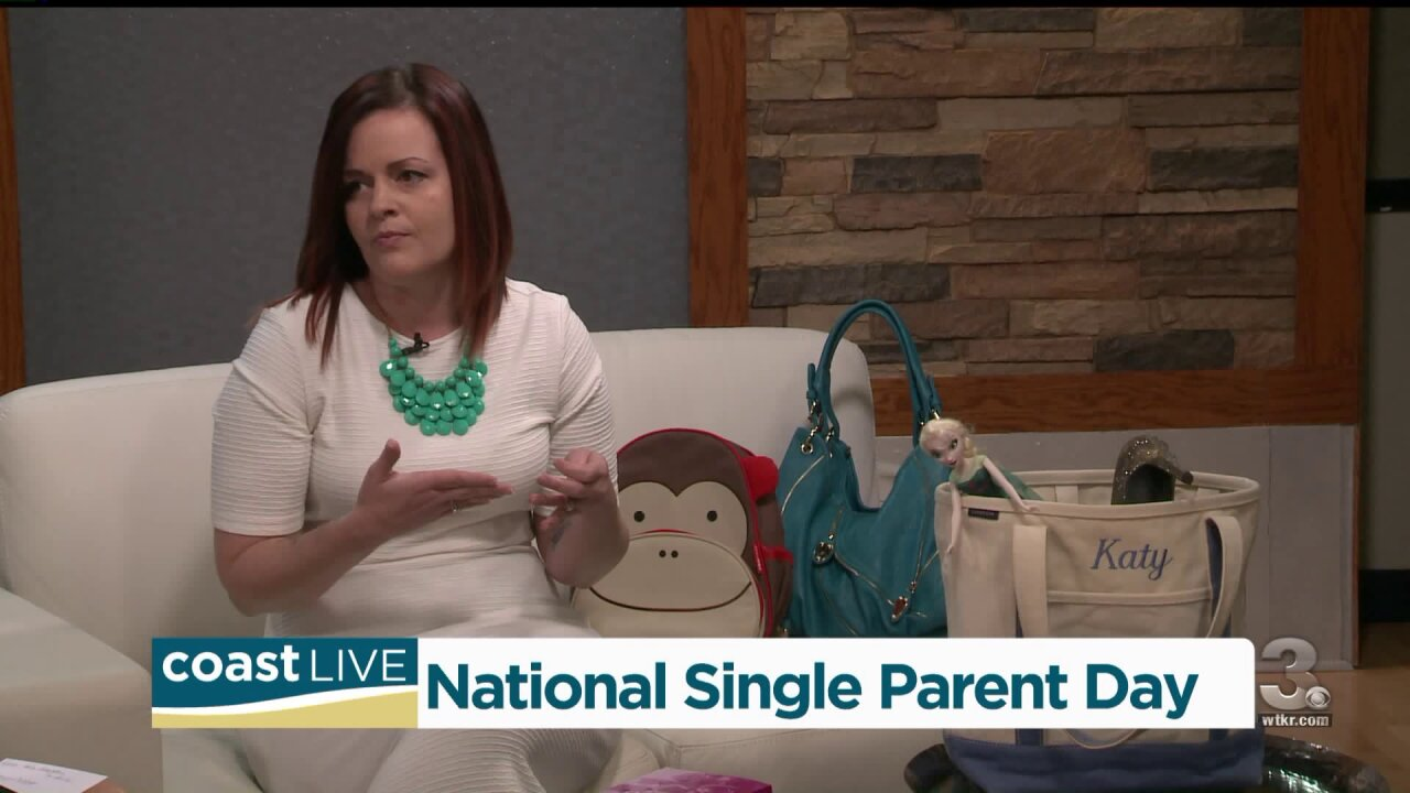 Insights for getting organized for Single Parents Day on CoastLive