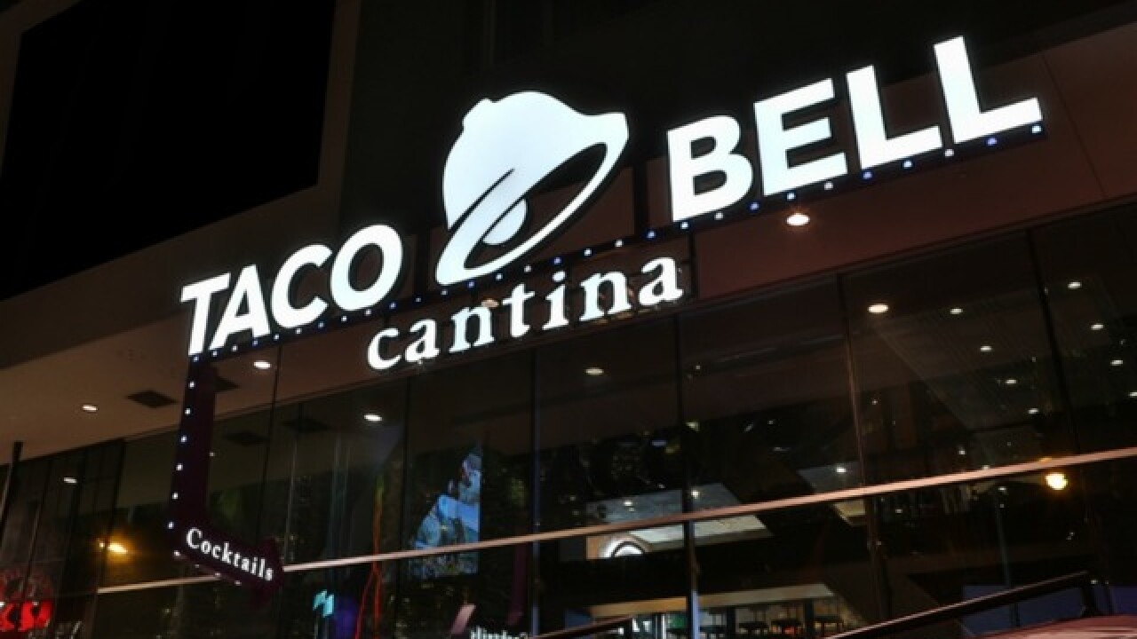 Taco Bell Cantina to open in downtown Phoenix