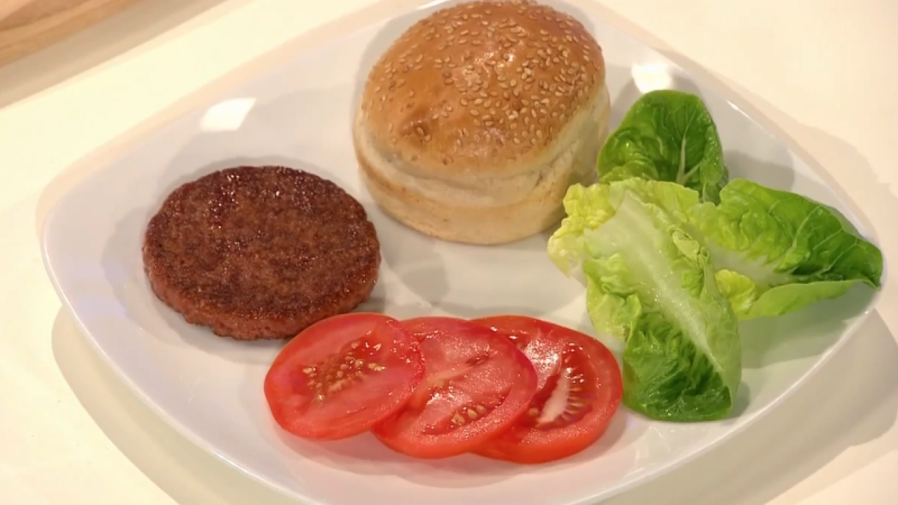 How close are we to a hamburger grown in a lab?