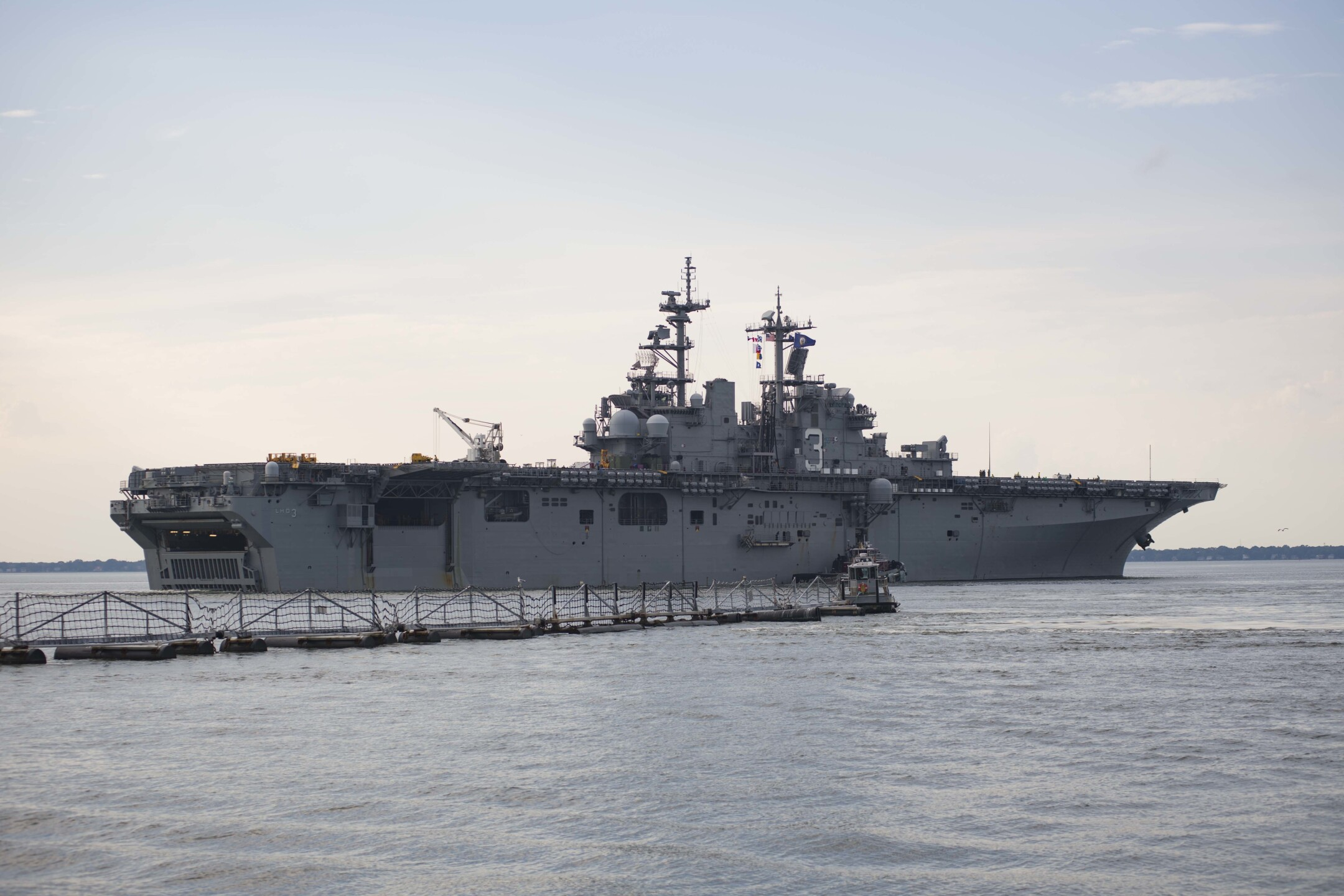 Photos: Over 4,500 Sailors deploy ahead of the holidays