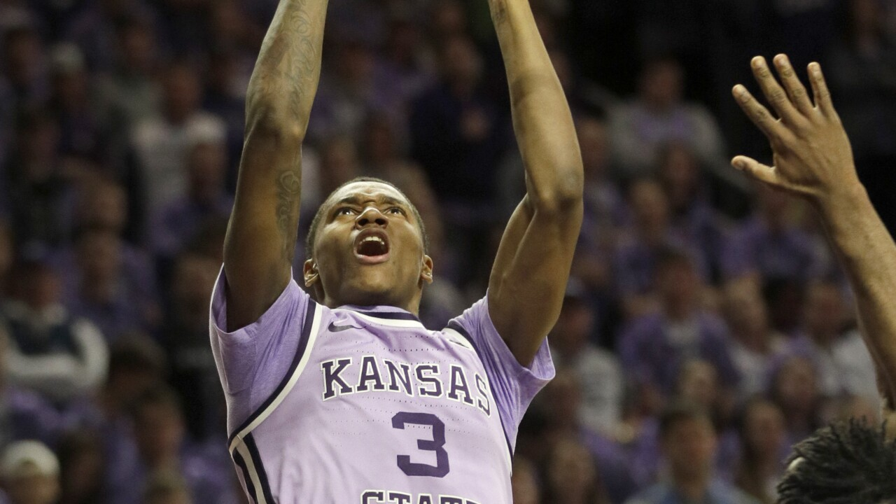 DaJuan Gordon Kansas State