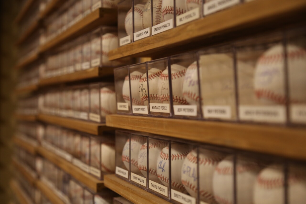 brewers baseball collection