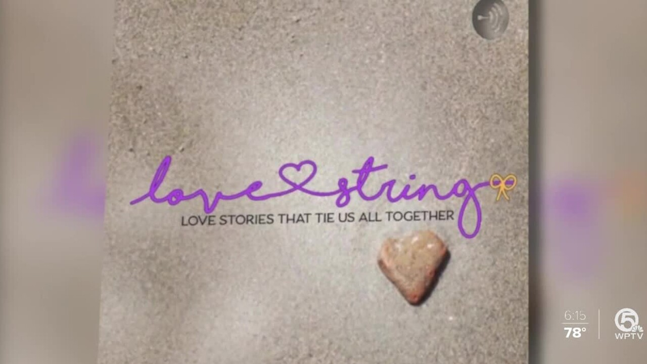 """Love String: Love Stories That Ties Us All Together"""