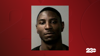 Homicide investigation suspect Bryson Blair