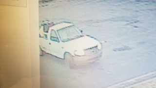 Sweetwater Cuisine theft suspect vehicle